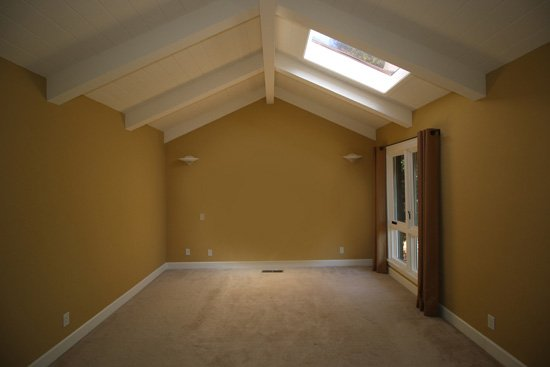 Before image of a home staged in the Westside of Santa Cruz