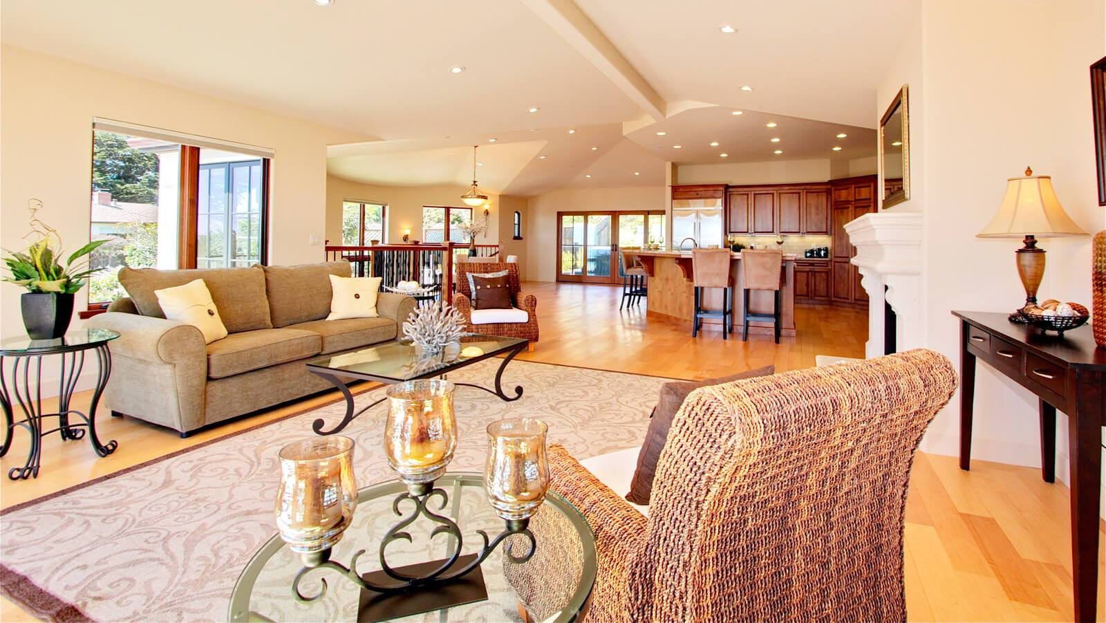 Home Staging in La Selva Beach, CA, by Limelight Home Staging